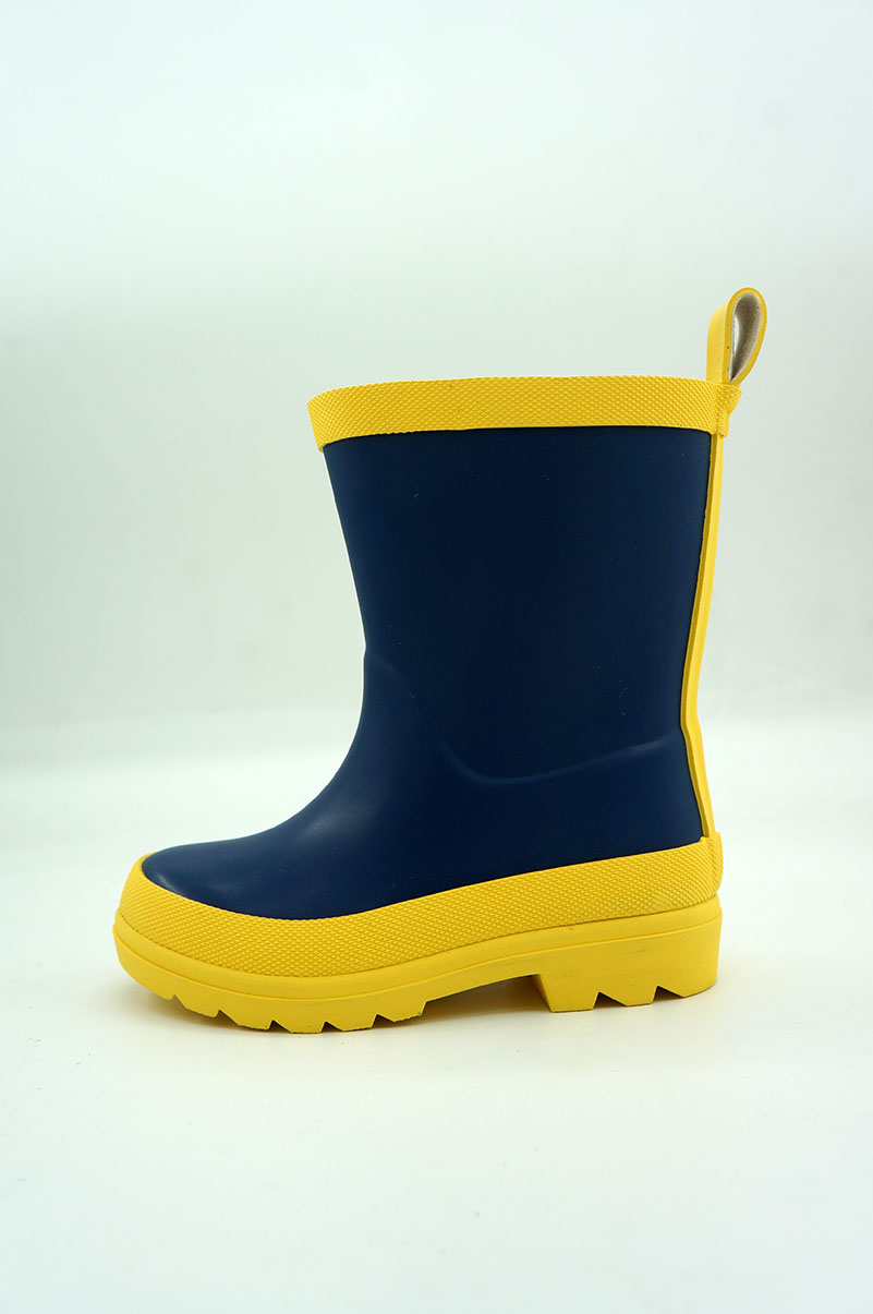 Banner Kids Waterproof Rubber Boots and Clogs-20BN8087